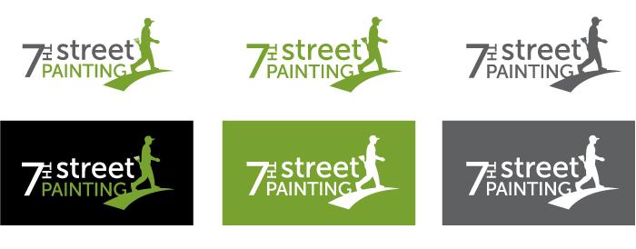 7th Street Painting
