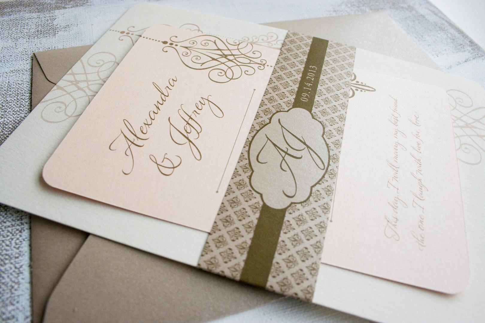 Alexandra & Jeffrey | Artifact Design Lab Inc. | Vancouver Graphic ...